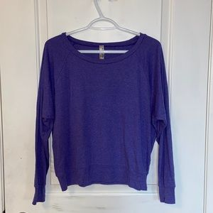 *2 for $22* American Apparel Long Sleeve